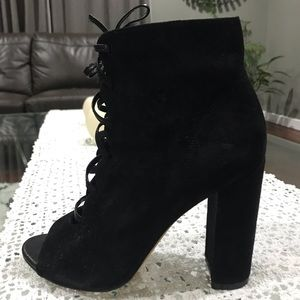 1eff2f37c6c1b9 Sam Edelman Lace-Up Open Toe Heeled Boots